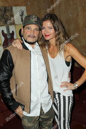 Phillip Bloch and Jill Hennessy
