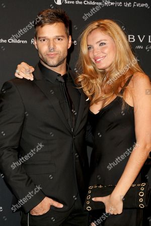 Editorial picture of Bulgari Auction To Benefit Save The Children's 'Rewrite The Future', New York, America - 08 Dec 2009