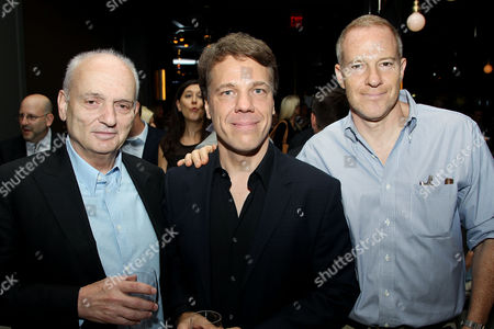 Editorial photo of 'Into the Storm' film premiere, after party, New York, America - 04 Aug 2014