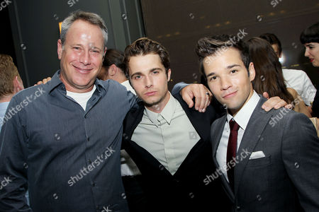Todd Garner (Producer), Jeremy Sumpter, Nathan Kress