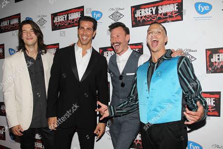 Editorial photo of 'Jersey Shore Massacre' film premiere, New York, America - 19 Aug 2014