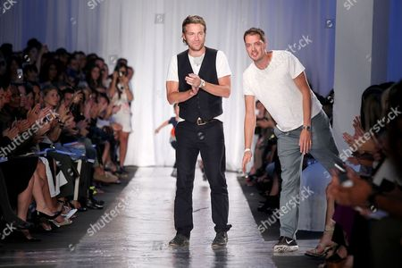 Rag & Bone Designers David Neville and Marcus Wainwright