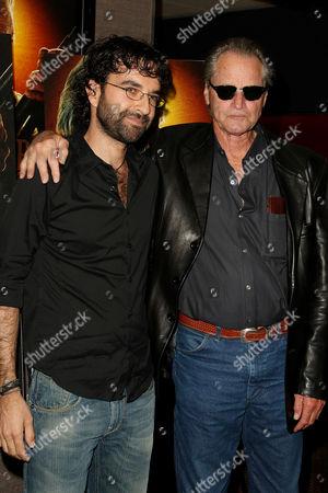 Mateo Gil (Director) and Sam Shepard