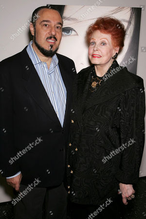 Stock Picture of Marc Rosen and Arlene Dahl