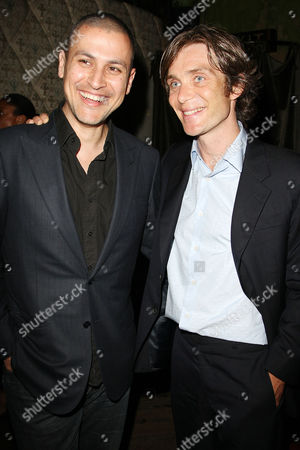 Rodrigo Cortes and Cillian Murphy