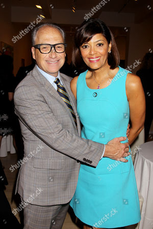 Stock Picture of Jerry Inzerillo and Prudence Inzerillo