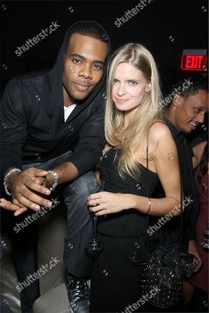 Monica Mitro with VS Model