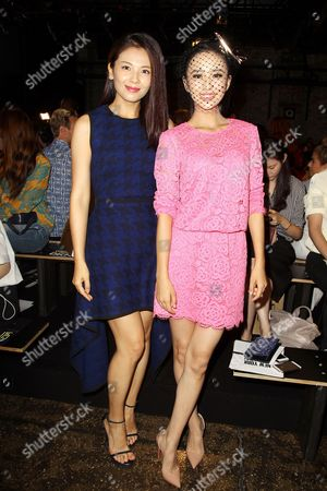 Liu Tao and Tong Liya