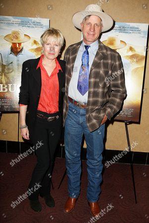 Cindy Meehl (Director) and Buck Brannaman