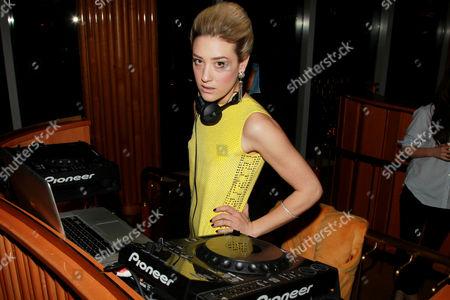 Stock Picture of Mia Moretti