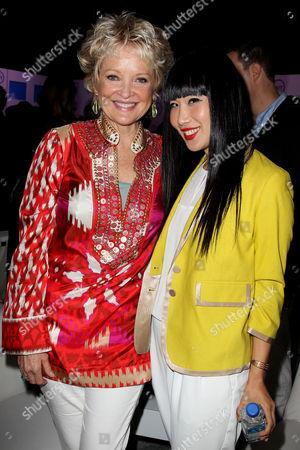 Christine Ebersole and Vivian Bang
