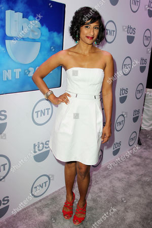 Editorial photo of TNT and TBS Upfront Presentation, New York, America - 16 May 2012