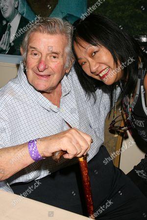 May Pang and Sid Bernstein