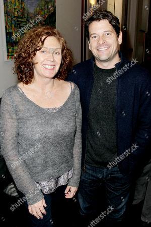 Rena DeAngelo and Mark Ricker