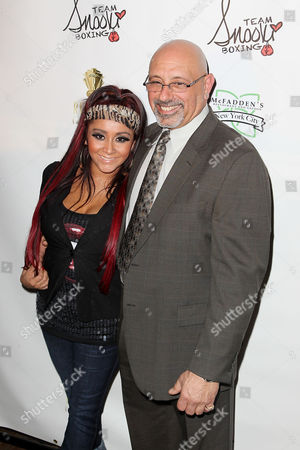 Editorial picture of Team Snooki Boxing launch, New York, America - 12 Jan 2012