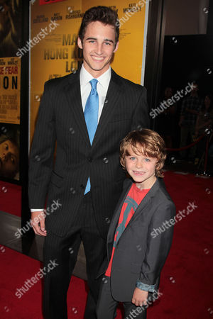 Brian O'Donnell and Griffin Kane