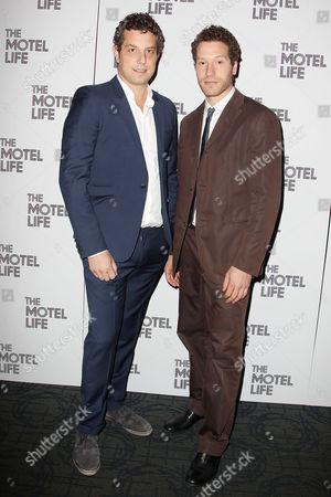 Editorial picture of 'The Motel Life' film screening, New York, America - 04 Nov 2013