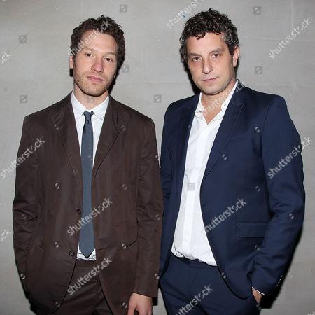 Stock Image of Gabe Polsky and Alan Polsky (co-directors)