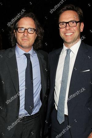 David Guggenheim, James Murdoch