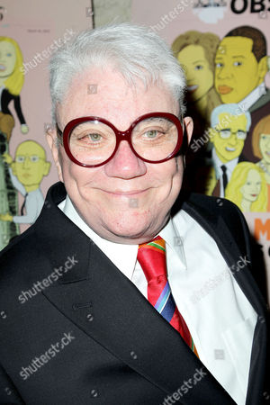 Stock Photo of Rex Reed