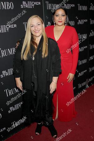 Monica Levinson, Shivani Rawat (Producers)