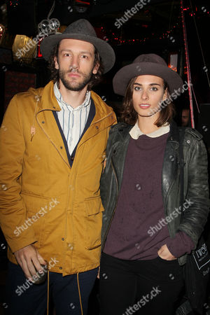 Editorial image of 'The Double' film screening after party, New York, America - 30 Apr 2014
