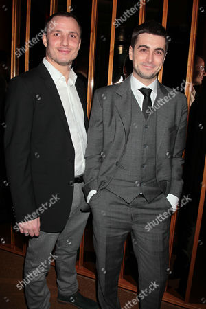 Editorial photo of 'In The Land Of Blood And Honey' film premiere After Party, New York, America  - 05 Dec 2011