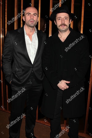 Editorial image of 'In The Land Of Blood And Honey' film premiere After Party, New York, America  - 05 Dec 2011