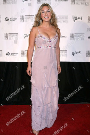 Editorial picture of SONGWRITER'S HALL OF FAME INDUCTION CEREMONY, NEW YORK - 15 JUN 2006