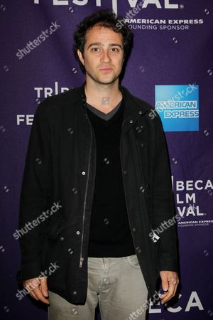 Editorial picture of 'Supporting Characters' film premiere at the Tribeca Film Festival, New York, America - 20 Apr 2012