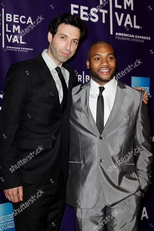 Editorial photo of 'Supporting Characters' film premiere at the Tribeca Film Festival, New York, America - 20 Apr 2012