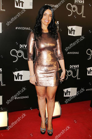 Editorial picture of VH1 Divas Celebrates Soul, New York, America - 18 Dec 2011