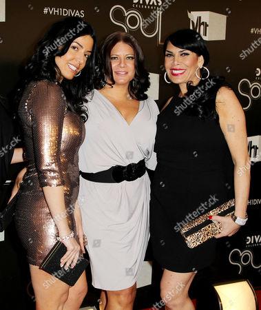Ramona Rizzo, Karen Gravano, Renee Graziano