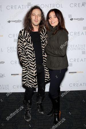 Editorial photo of 'Creative Control' film premiere, New York, America - 03 Mar 2016