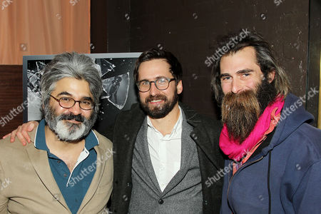 Onur Tukel, Benjamin Dickinson (Writer,Director), Paul Manza
