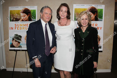 Stock Image of Charles Forbes, Melanie Mathewes, Anne Nitze