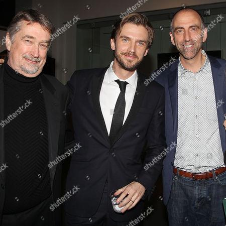 Geoff Gilmore, Dan Stevens, Todd Green