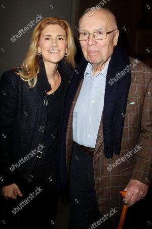 Susan Benedetto and John Gutfreund
