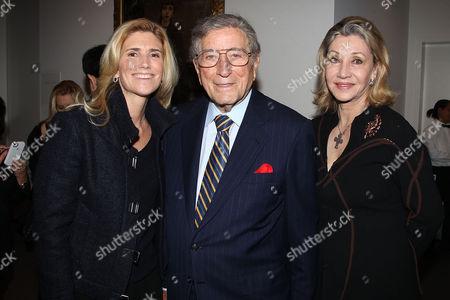 Susan Benedetto, Tony Bennett, Susan Gutfreund