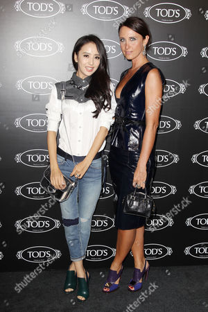 Editorial photo of TOD'S Madison Boutique re-opening party, New York, America - 08 Sep 2014