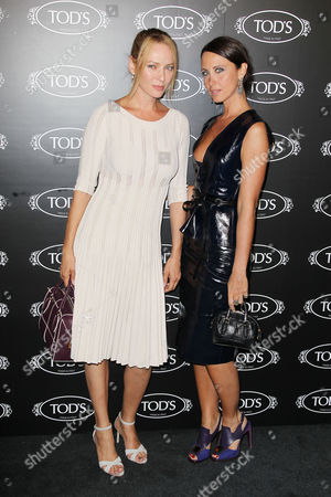 Editorial picture of TOD'S Madison Boutique re-opening party, New York, America - 08 Sep 2014