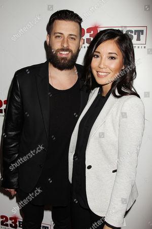 Brent Ryan Green and Trang Green