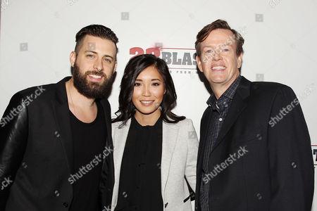 Editorial picture of '23 Blast' film premiere, New York, America - 20 Oct 2014