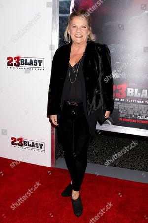 Editorial photo of '23 Blast' film premiere, New York, America - 20 Oct 2014