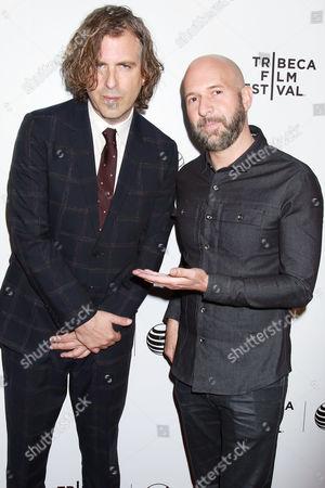 Brett Morgen and Neil Strauss