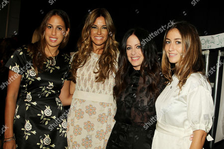 Chloe Curtis, Kelly Bensimon, Jill Stuart, Morgan Curtis