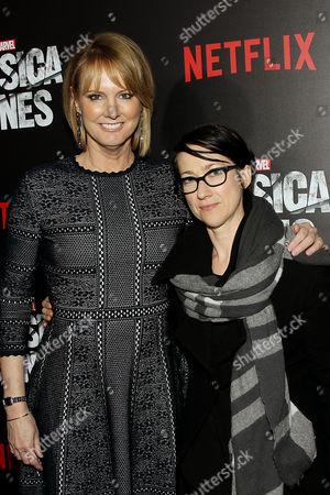 Melissa Rosenberg (Producer), S J Clarkson (Director)