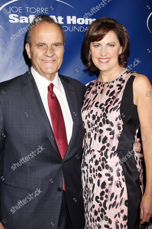 Stock Picture of Ali Torre and Joe Torre