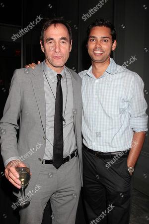 Josh Sepan and Raj Roy