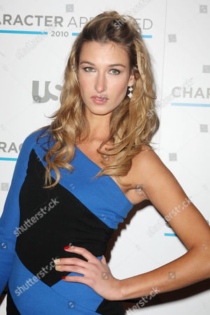 Editorial image of 2nd Annual USA Network Character Approved Awards, New York, America - 25 Feb 2010